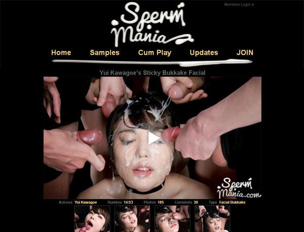 Sperm Mania Discount