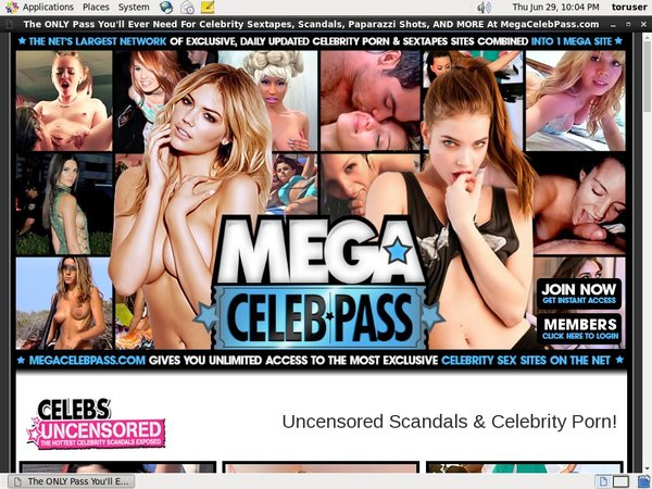 Mega Celeb Pass Discount