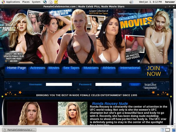 Female Celeb Movies Discount